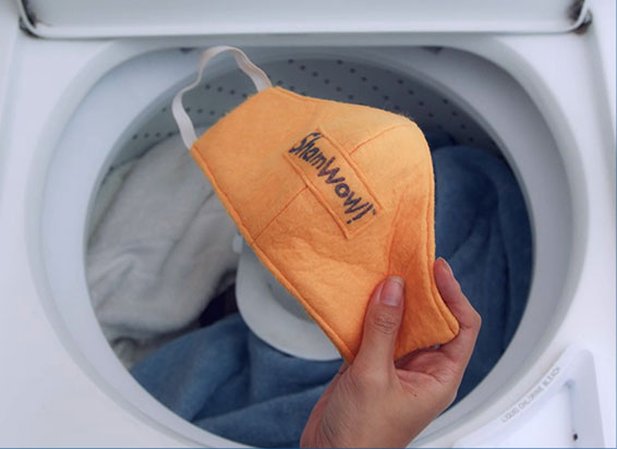 Machine-washable